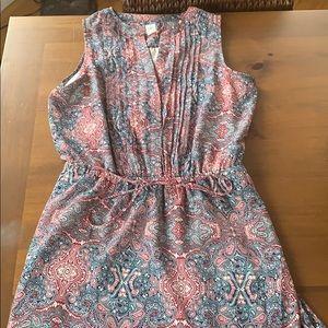 Paisley dress! 👗